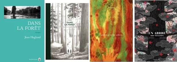 Sélection albums arbres