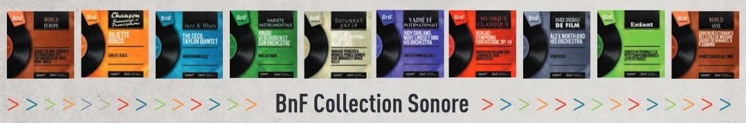 Collection Sonore BnF